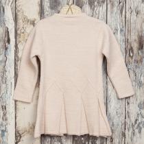 Rochie tricotata roz