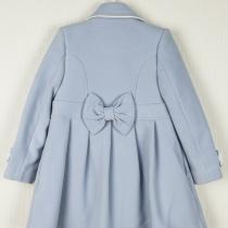 Palton Bleu Girlypam