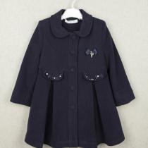 Palton Bleumarin Pearl Pam